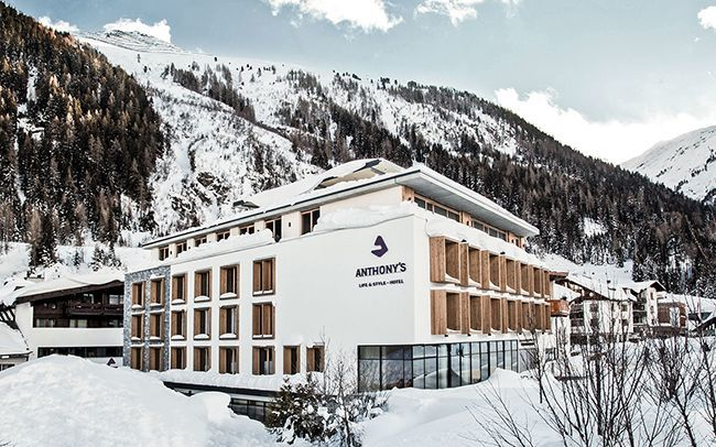 Hotel Anthony - St. Anton am Arlberg