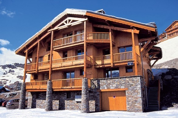 Accommodation in Val Thorens