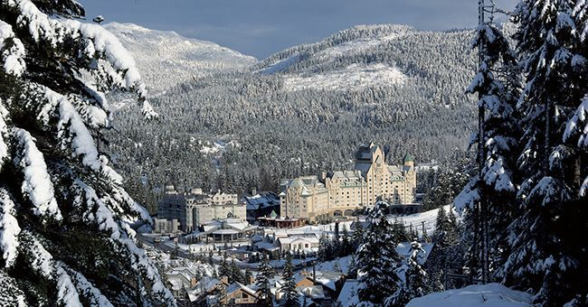 Fairmont Chateau - Hotel - Whistler Blackcomb