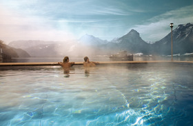 Austrian Spa in the mountains