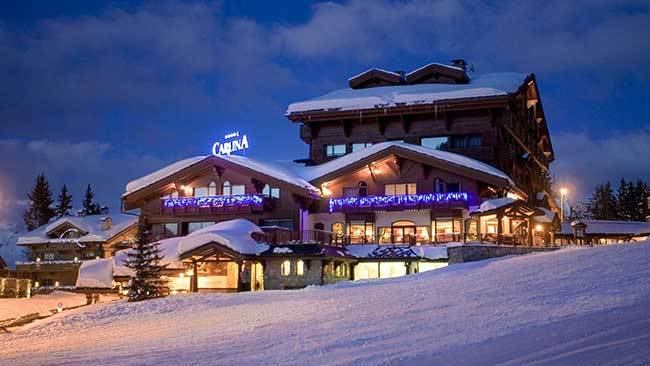 Hotel Le Carlina - Courchevel