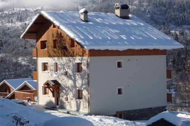 Chalet Rosalie Two