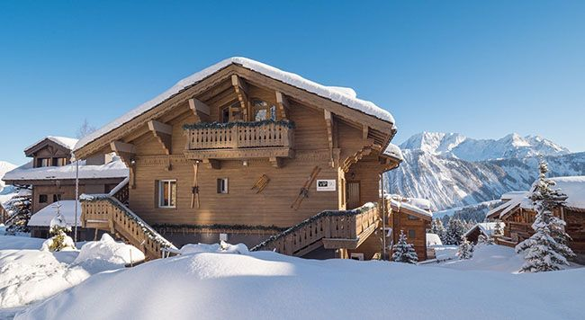 Chalet Darkoum Lama - Courchevel