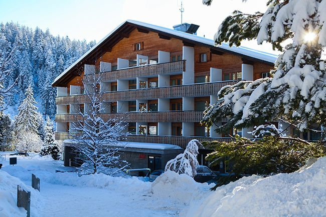 Accommodation in Glarus