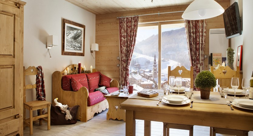 Les Grandes Alpes - Apartment - La Clusaz
