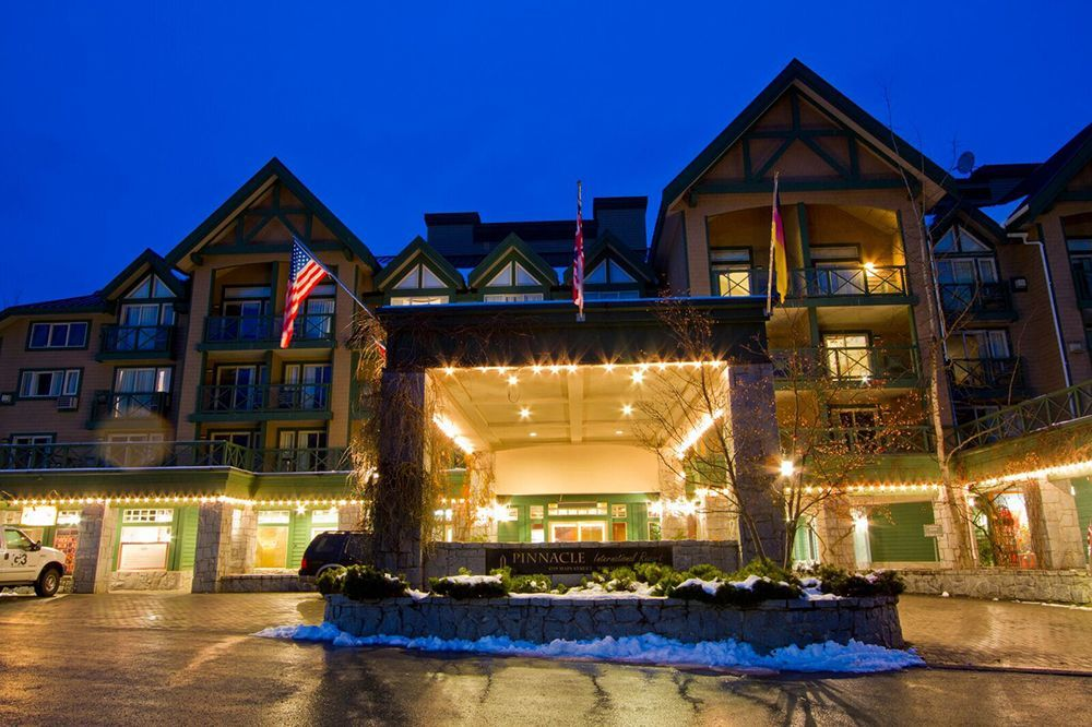 Pinnacle - Hotel - Whistler Blackcomb