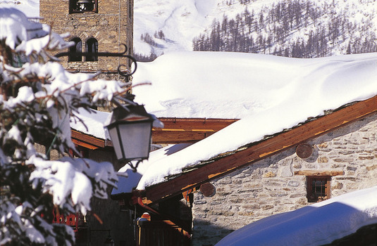 The Farmhouse, Val D'Isere