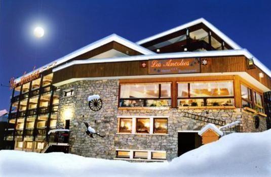 Hotel Ancolies, Courchevel 1550