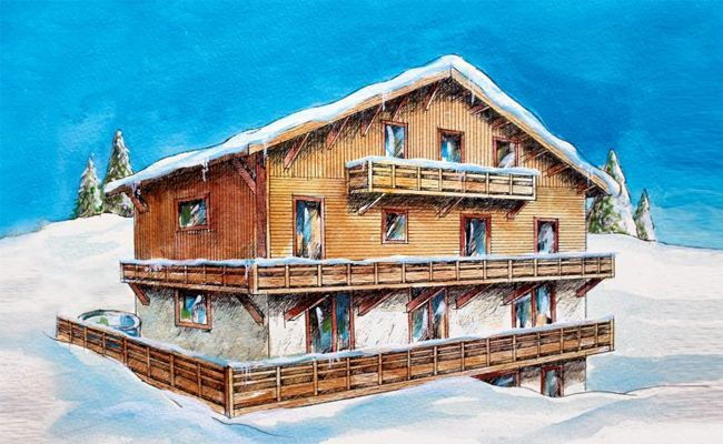 Chalet Cocon des Neiges