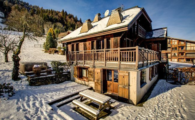Accommodation in Morzine