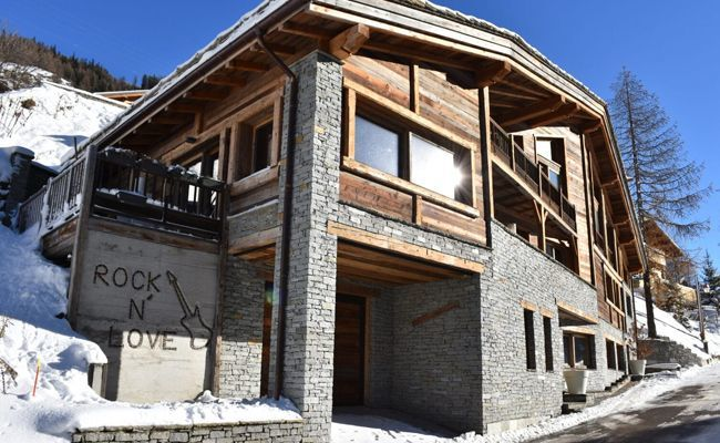 Rock n Love - Chalet - Tignes