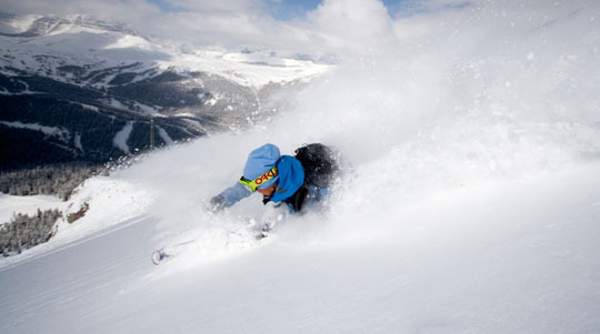 Banff Powder
