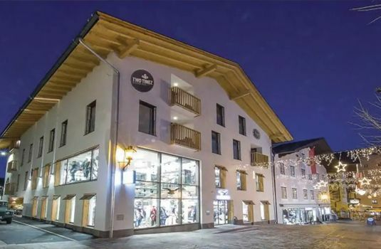 Boutique Hotel Two Timez - Zell am See