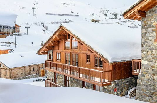 Accommodation in Tignes