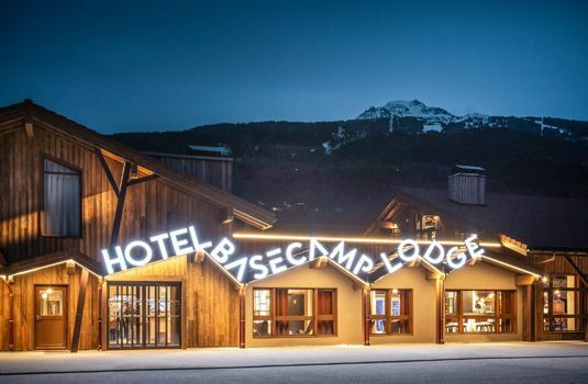 Base Camp Lodge Hotel - Les Deux Alpes