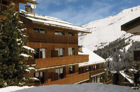 Chalet Natalia II, Meribel - Ski World