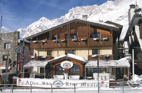 Chalet Hotel Dragon, Cervinia - Inghams