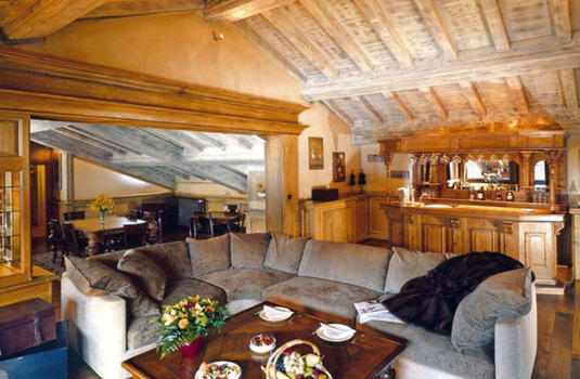 Hotel Le Lana, Courchevel