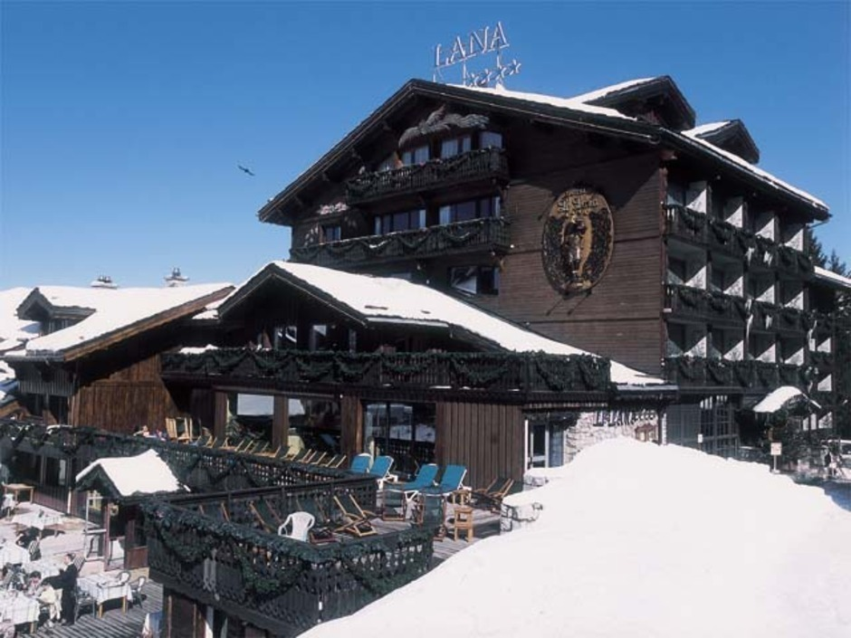 Hotel Le Lana - Courchevel